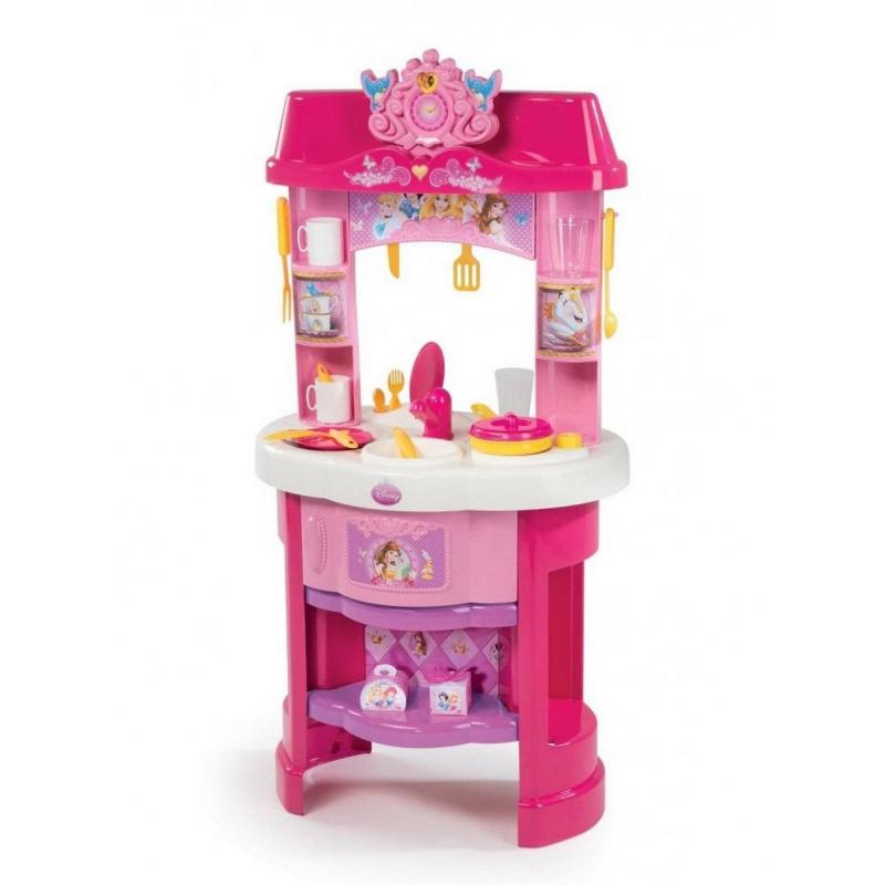 Smoby Игровой набор Кухня Принцессы Диснея кухня игрушечная smoby smoby детская кухня для девочек minnie мини