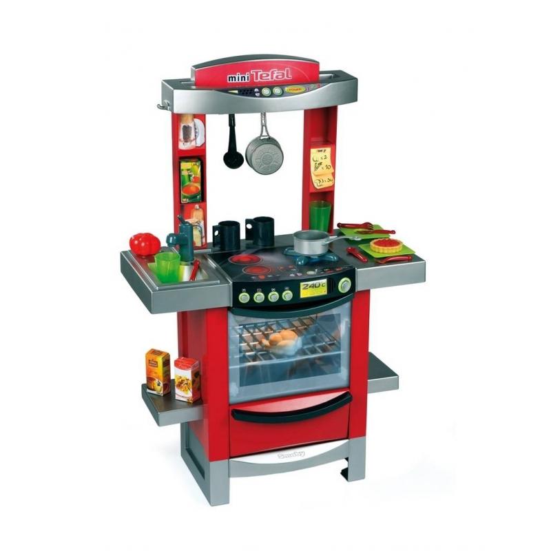 Smoby Игровой набор Кухня Tefal