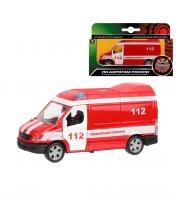 Машина инерционная Пожарная охрана Пламенный мотор