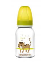Бутылочка Africa с узким горлышком 120 мл Canpol Babies