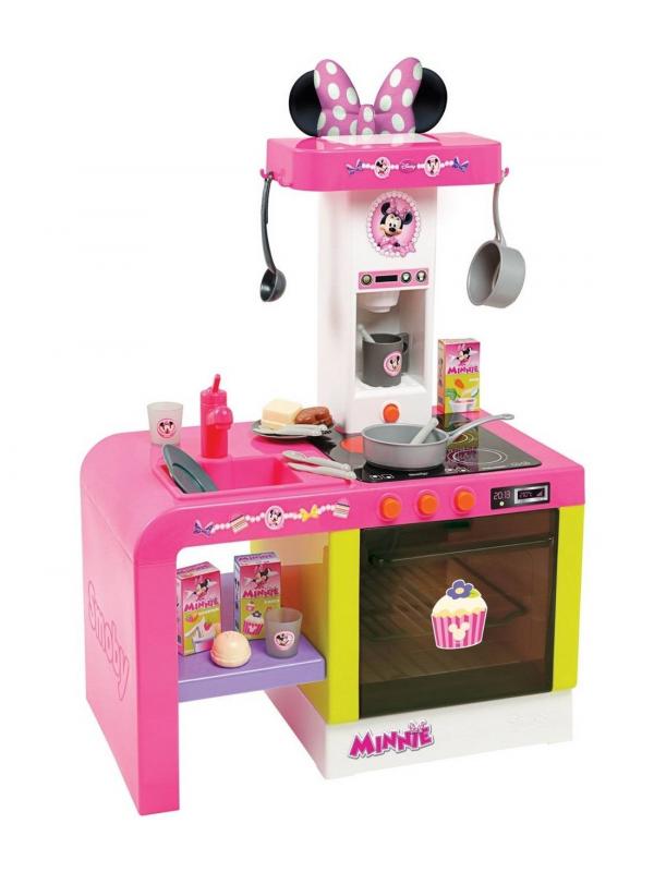 Игровой набор Кухня Cheftronic Minnie Smoby