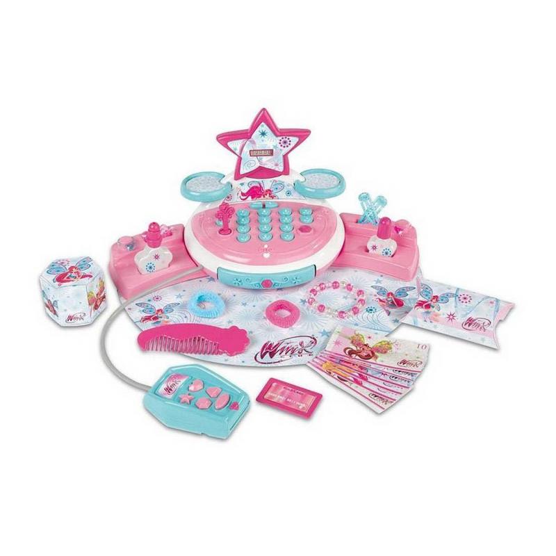 Smoby Игровой набор Мини-магазин Winx ролевые игры playgo игровой набор бытовой техники с тостером