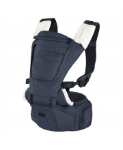 Переноска-трансформер Hip Seat Carrier Denim Chicco