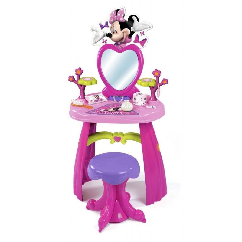 Smoby Игровой набор Туалетный столик Minnie