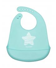 Силиконовый нагрудник Pastelove Canpol Babies
