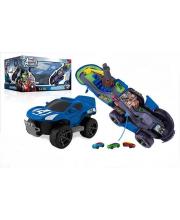 Трек Мстители с 3 машинками IMC Toys
