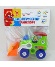Конструктор Экскаватор TopToys