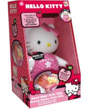 Котенок Hello Kitty со светом и звуком