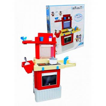Игрушки, Игровой набор Кухня Infinity basic №2 Palau Toys 650056, фото