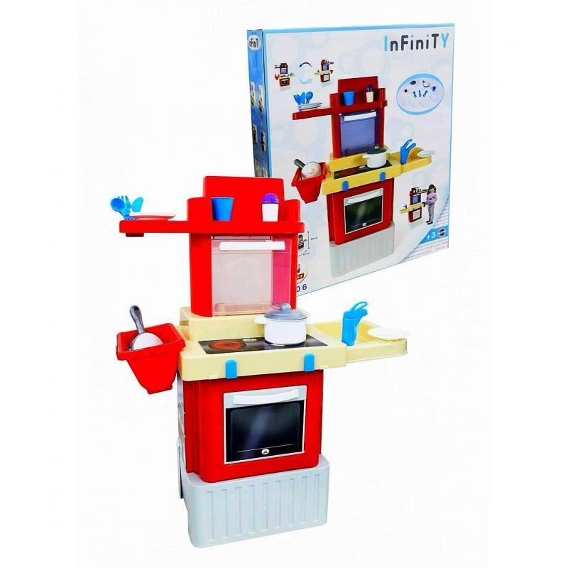 Полесье Игровой набор Кухня Infinity basic №2 ролевые игры playgo игровой набор для приготовления хот догов делюкс