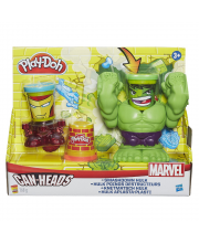 Игровой набор Битва Халка Play-Doh