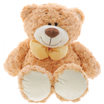 Игрушки, Медведь с бантом 39 см PLUSH APPLE 576229, фото