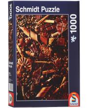 Пазл Кофе и шоколад 1000 элементов Schmidt
