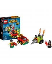 Супер Герои Робин против Бэйна LEGO