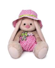 Мягкая игрушка Зайка Ми с мишкой 23 см BUDI BASA