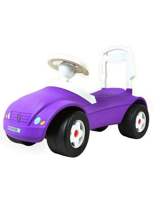 Каталка Mercedes RT (фиолетовый)