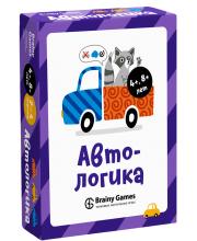 Настольная игра Автологика Brainy Games