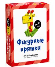 Настольная игра Фигурные прятки Brainy Games