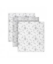 Пеленки для новорожденных фланелевые ЗасыпайКа Чудо-Чадо