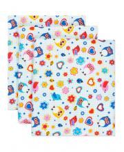 Пеленки для новорожденных фланелевые Тейка