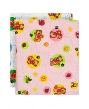 Пеленки для новорожденных фланелевые Дочке