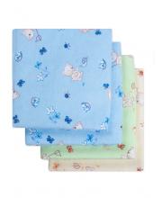 Пеленки для новорожденных фланелевые Сыночку Чудо-Чадо
