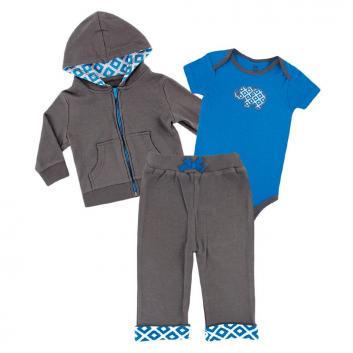 Малыши, Комплект YOGA SPROUT (синий)605031, фото
