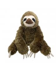 Мягкая игрушка Ленивец 20 см All About Nature