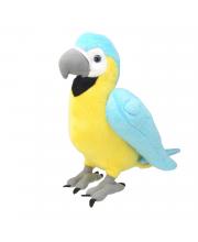 Мягкая игрушка Попугай Ара 25 см All About Nature