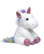 Мягкая игрушка Единорог радужный 35 см MOLLI
