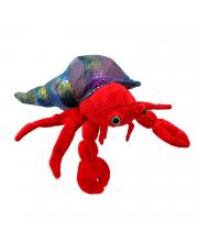 Мягкая игрушка Рак-отшельник 30 см All About Nature