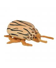 Мягкая игрушка Колорадский жук 20 см All About Nature