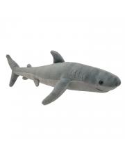 Мягкая игрушка Большая белая акула 25 см All About Nature