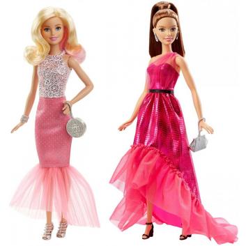 Игрушки, Кукла Игра с модой в ассортименте Mattel 639646, фото