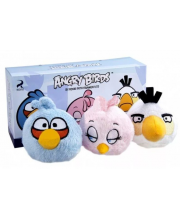 Набор птичек для игры Angry Birds в ассортименте S+S Toys