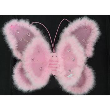 Девочки, Набор карнавальный крылья 40 см Фабрика Деда Мороза 567912, фото