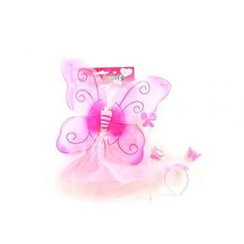 Девочки, Набор карнавальный с юбкой S+S Toys 572847, фото