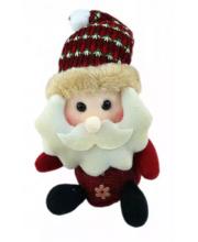 Санта Клаус 15 см Фабрика Деда Мороза