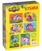 Кубики Новые приключения Ленегда о Золотом Драконе 12 шт