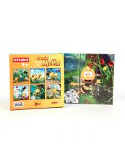 Кубики Майя и ее друзья 9 шт