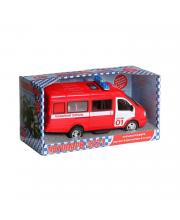 Машина Газель Пожарная инерционная