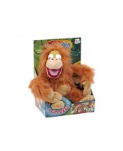 Орангутанг со смехом