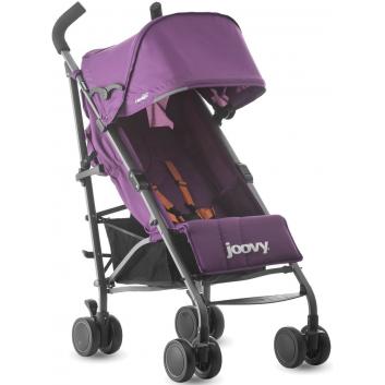 Коляска-трость Groove Ultralight Purpleness Joovy, цвет фиолетовый, артикул 905956, фото, цены - купить в интернет-магазине Nils в Москве