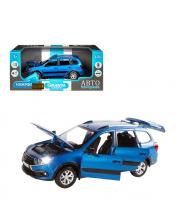 Машинка металлическая Lada Granta Cross Автопанорама