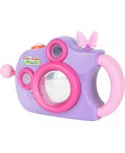 Фотоаппарат Minnie со светом и звуком на батарейках IMC Toys