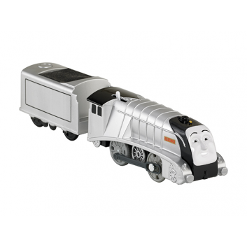 Игрушки, Паровозик Трекмастер в ассортименте Mattel 619023, фото