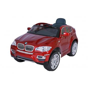 Спорт и отдых, Электромобиль BMW X6 RT (красный)650181, фото