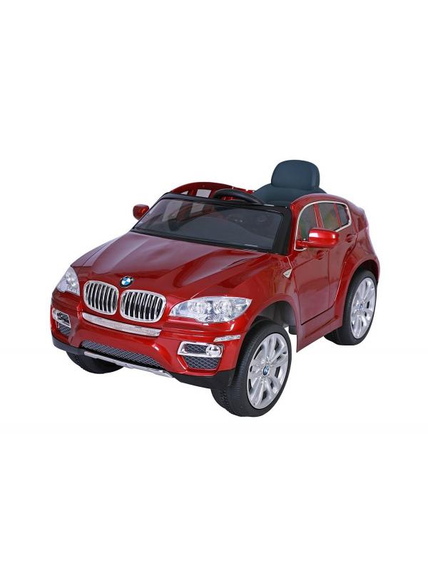 Электромобиль BMW X6 RT (красный)
