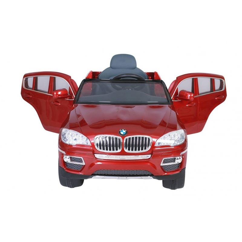 Электромобиль BMW X6 от Nils