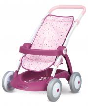 Детская коляска прогулка для кукол Baby Nurse Smoby